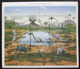 Poštovní známky Dominika 1999 Dinosauøi Mi# 2661-69 Kat 9.50€