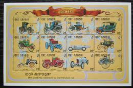 Poštovní známky Gambie 1993 Automobily Benz Mi# 1604-15 Kat 10€