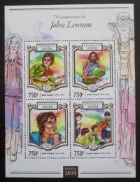 Poštovní známky Niger 2015 The Beatles, John Lennon Mi# 3370-73 Kat 12€