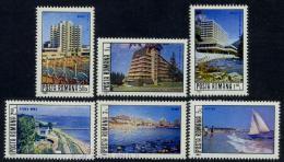 Poštovní známky Rumunsko 1982 Lázeòské resorty Mi# 3886-91