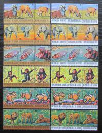Poštovní známky Guinea 1977 Africká fauna TOP SET Mi# 793-828 55€