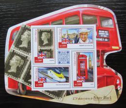 Poštovní známky Svatý Tomáš 2015 2015 Penny Black Mi# 6075-78