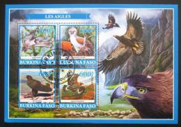 Poštovní známky Burkina Faso 2019 Orli Mi# N/N