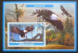 Poštovní známka Burkina Faso 2019 Orli Mi# N/N