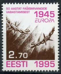 Poštovní známka Estonsko 1995 Evropa CEPT Mi# 254