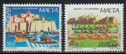 Poštovní známky Malta 1998 Evropa CEPT Mi# 1041-42 Kat 3.50€