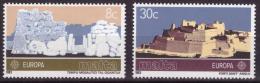 Poštovní známky Malta 1983 Evropa CEPT Mi# 680-81 Kat 2.50€