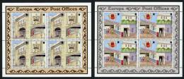 Poštovní známky Gibraltar 1990 Evropa CEPT, pošty Mi# 590-93 Bogen Kat 20€