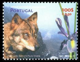 Poštovní známka Portugalsko 1999 Evropa CEPT, NP Peneda-Gerês Mi# 2338
