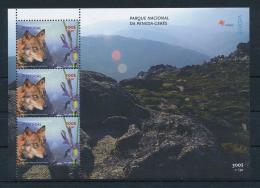 Poštovní známky Portugalsko 1999 Evropa CEPT, NP Peneda-Gerês Mi# Block 150 8.50€