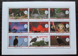 Poštovní známky Grenada 1995 Fauna Mi# 2920-28 Kat 12€