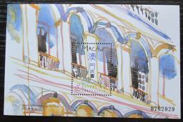 Poštovní známka Macao 1997 Verandy Mi# Block 47