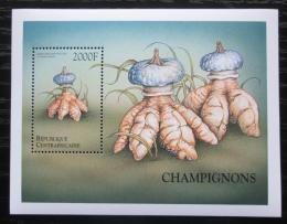 Poštovní známka SAR 1999 Houby Mi# Block 627 Kat 8.50€