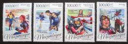 Poštovní známky Mosambik 2016 ZOH Soèi Mi# 8724-27 Kat 22€