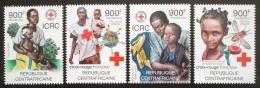 Poštovní známky SAR 2012 Boj proti malárii Mi# 3592-95 Kat 16€