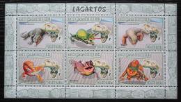 Poštovní známky Mosambik 2007 Ještìøi Mi# 2991-96 Kat 10€
