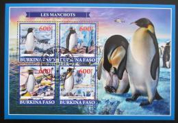 Poštovní známky Burkina Faso 2019 Tuèòáci Mi# N/N