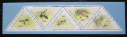 Poštovní známky Guinea 2011 Vèely Mi# 8578-82 Kat 20€