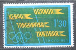 Poštovní známka K-U-T 1964 LOH Tokio Mi# 134