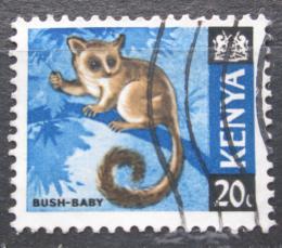 Poštovní známka Keòa 1966 Komba ušatá Mi# 23