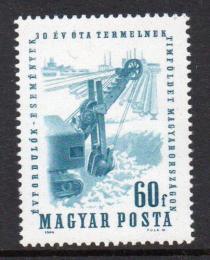 Poštovní známka Maïarsko 1964 Den horníkù Mi# 2061