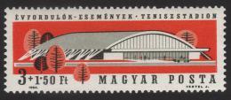 Poštovní známka Maïarsko 1964 Tenisová hala Mi# 2043