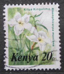Poštovní známka Keòa 1983 Rhamphicarpa montana Mi# 241