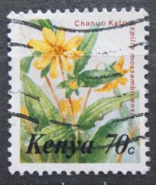Poštovní známka Keòa 1983 Aspilia mossambicensis Mi# 245