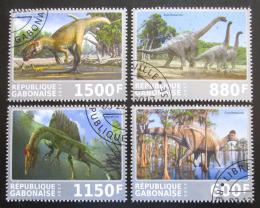 Poštovní známky Gabon 2017 Dinosauøi Mi# N/N