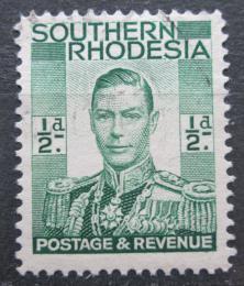 Poštovní známka Jižní Rhodésie, Zimbabwe 1937 Král Jiøí VI. Mi# 42