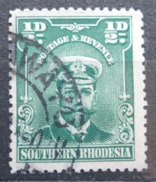 Poštovní známka Jižní Rhodésie, Zimbabwe 1924 Král Jiøí V. Mi# 1