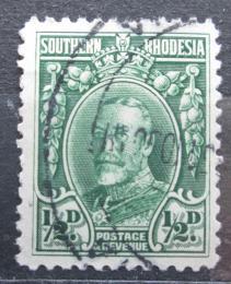 Poštovní známka Jižní Rhodésie, Zimbabwe 1933 Král Jiøí V. Mi# 15
