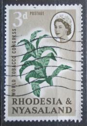 Poštovní známka Rhodésie a Òasko 1963 Tabák Mi# 45