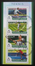 Poštovní známky Šalamounovy ostrovy 2015 Tenis Mi# 3237-40 Kat 17€