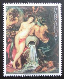 Poštovní známka Paraguay 1985 Umìní,Peter Paul Rubens Mi# 3922