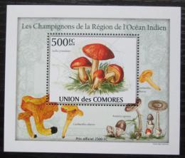 Poštovní známka Komory 2009 DELUXE Mi# 2652 Block