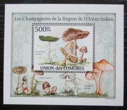 Poštovní známka Komory 2009 DELUXE Mi# 2653 Block