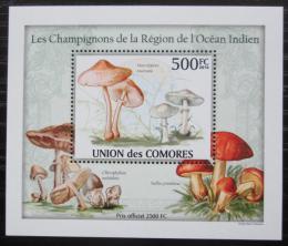 Poštovní známka Komory 2009 DELUXE Mi# 2655 Block