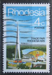 Poštovní známka Rhodésie, Zimbabwe 1978 Veletrh RHODESIA 1978 Mi# 204
