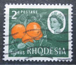 Poštovní známka Rhodésie, Zimbabwe 1966 Pomeranèe Mi# 25