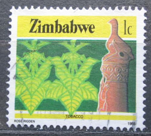 Poštovní známka Zimbabwe 1985 Tabák Mi# 309 A - zvìtšit obrázek