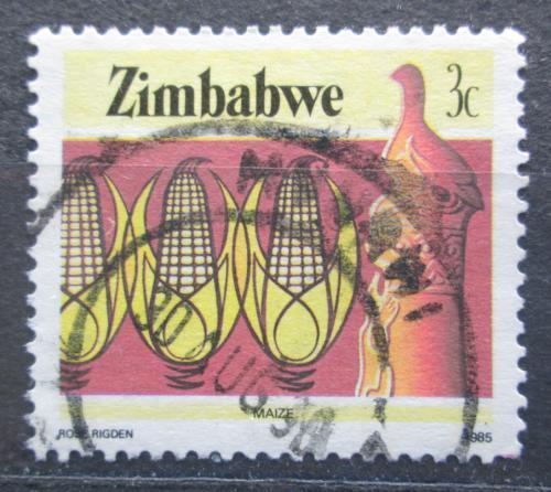 Poštovní známka Zimbabwe 1985 Kukuøice Mi# 310 A