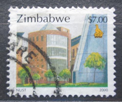 Poštovní známka Zimbabwe 2000 Státní univerzita Mi# 666