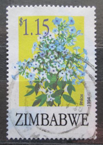 Poštovní známka Zimbabwe 1994 Plamenka Mi# 528