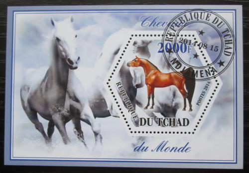 Poštovní známka Èad 2014 Konì Mi# N/N