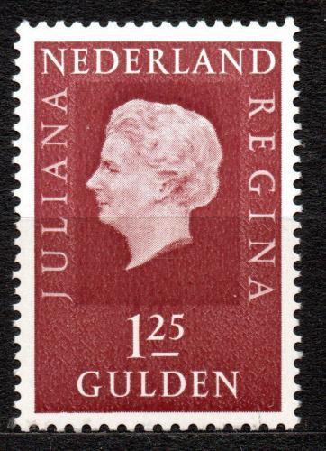 Poštovní známka Nizozemí 1969 Královna Juliana Mi# 911