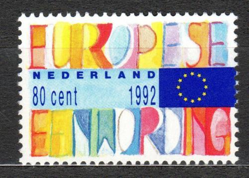 Poštovní známka Nizozemí 1992 Evropský vnitøní trh Mi# 1449