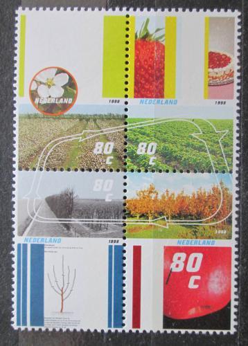 Poštovní známky Nizozemí 1998 Roèní období Mi# 1644-47
