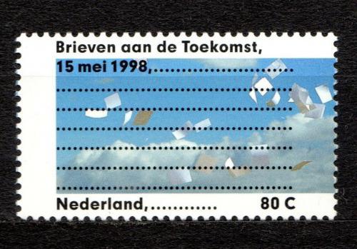 Poštovní známka Nizozemí 1998 Dopisy do budoucnosti Mi# 1656