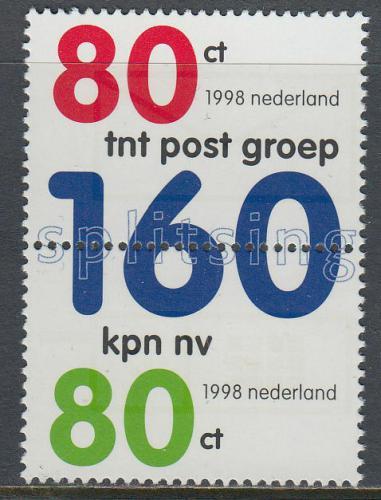 Poštovní známky Nizozemí 1998 Telecom Mi# 1663-64